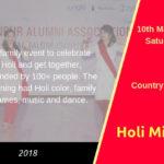 Holi Milan 2018 Mar