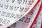 Calendar 60x40