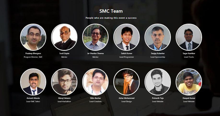 SMC10 Team