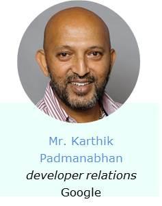Karthik Padmanabhan Speaker
