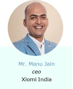 Manu Jain Speaker
