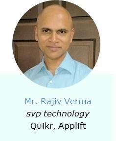 Rajiv Verma Speaker