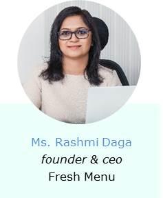 rashmi daga Speaker