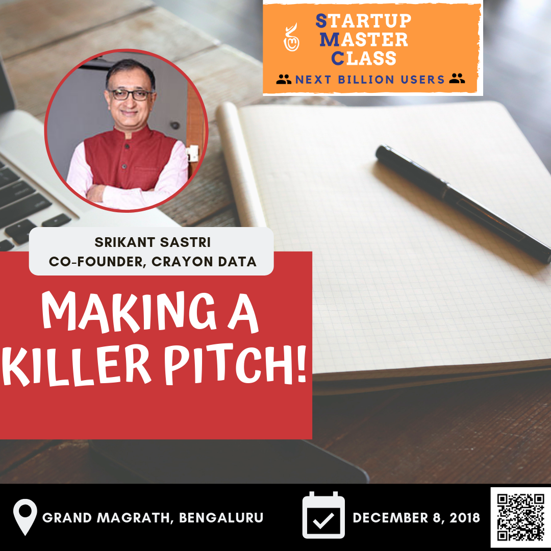 Making Killer Pitch