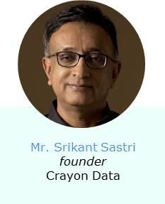 Srikant Sastri Speaker
